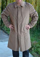 BUGATTI - Très joli manteau en laine marron - Taille 52 -  EXCELLENT ÉTAT