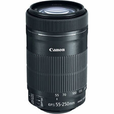 Canon EF-S 55-250mm F4-5.6 IS STM Lens for Canon SLR Cameras (8546B002)