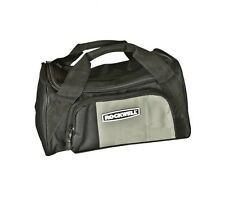 """NEW ROCKWELL 12V SMALL CONTRACTOR TOOL CARRY BAG LITHIUMTECH DRILL 15""""LX8""""WX8""""H"""