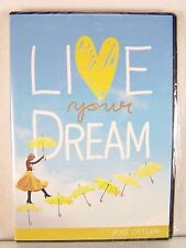 BRAND NEW&SEALED!~LIVE YOUR DREAM~3 CD/DVD SET/LOT/SERIES~JOEL OSTEEN MINISTRIES