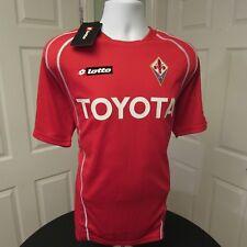 2005-2006 Fiorentina Away Football Shirt, Maglia, Soccer Jersey, Lotto, BNWT XXL
