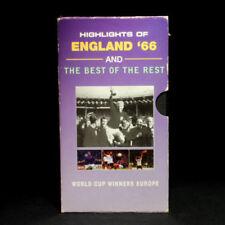 Cintas de VHS 1960 - 1969 PAL