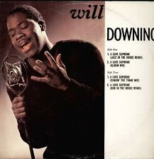 WILL DOWNING - A Love Supreme (Dub In The House Rmx) - 1988 Island Ita - BRWX90