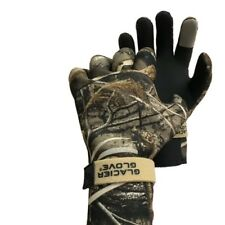 GLACIER GLOVE KENAI Neoprene Gloves Size SMALL #015BK FREE USA SHIPPING