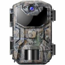 Victure Camera de Chasse 20MP Surveillance 1080P HD Etanche IP66 Detection