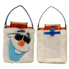 disney parks authentic frozen snowman olaf iphone ipod camera bag new with tag