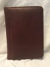 New Classic Leather Journal Notebook Brown Refillable  Traveler's Notepad Diary