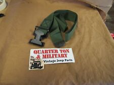 Jeep Willys MB M38 M38A1 Hummer Jerry Can Strap Nylon NOS