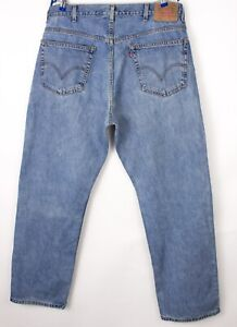 Levi's Strauss & Co Hommes 505 Jeans Jambe Droite Taille W40 L32 BDZ188