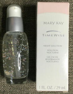 Mary Kay Timewise Night Solution 002339 New in Box Dry to Oily Skin   #002339