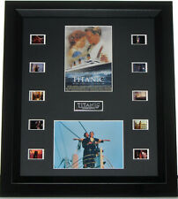 """""""TITANIC"""" FRAMED FILM CELL MOUNTED  CLASSIC DRAMA MOUNTED FILM CELLS"""