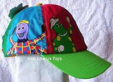 ~ Wiggles - BASEBALL CAP / HAT Wags Dorothy Henry Capt