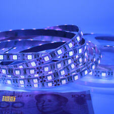 REAL UV Ultraviolet Strip Light Tape Light SMD 5050 3528 LED Blacklight 1m 5m DC