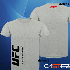 Camiseta UFC ultimate fighting championship GIMNASIO gym  (ENVIO 24/48h)