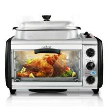 Nutri-Chef Multi-Function Dual Oven with Rotisserie & Roast Cooking PKMFT027