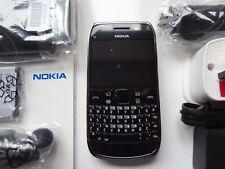 Nokia E6-00 - 8GB - Black (SEE WHOLE DESCRIPTION ) Smartphone