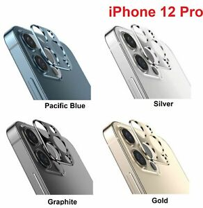 For iPhone 12 12 Mini 12 Pro Max Metal FULL COVER Camera Lens Protector