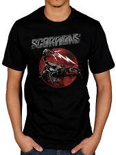 Oficial Scorpions con el logotipo de Superdry accoustica Virgin Killer Blackout Comeblack