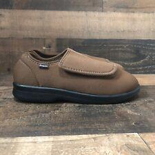 Men's Propet Cush N Foot M0202 Size 8 Brown 5E (XX)