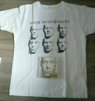 Rammstein - Made in Germany Deluxe 2 CD Till + exclusive RSD T-Shirt XL NEU