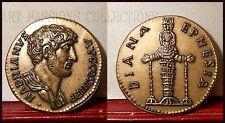 MONNAIE ANTIQUE REPRODUCTION MDP ROMAINE ROME HADRIEN DIANA EPHESE