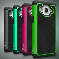 Slim Protective Hybrid Armor Tough Phone Cover Case for Samsung Galaxy On5