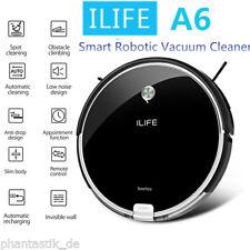 ILIFE A6 Staubsaugroboter Saugroboter Staubsauger Reinigung Roboter +ElectroWall