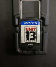 Unit 13 (Sony PlayStation Vita, 2012) Pre Owned (No Case)