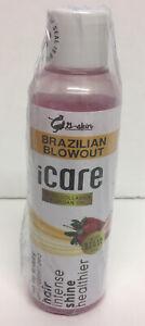 iCare Brazilian Blowout with Collagen & Argan Oil 100ml Original. NEW.