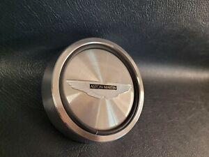 Aston Martin Classic AMV8 Steering wheel center upgraded in Aluminium
