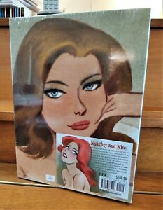 NAUGHTY AND NICE, THE GOOD GIRL ART OF BRUCE TIMM H/C SIGNED & Numbered RARE NEW