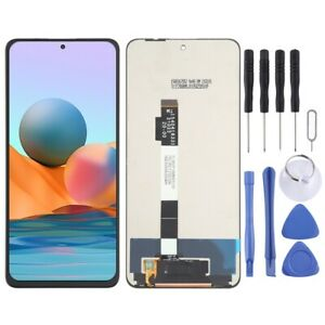 For Xiaomi Redmi Note 10 Pro CN OEM IPS LCD Display Digitizer Touch BLACK