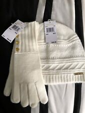 Michael kors hat and Glove set
