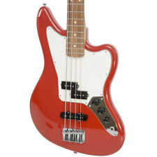 Used Fender Player Jaguar Sonic Red Bass