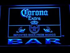 Corona Bar Beer Extra Led Neon Light Sign Man Cave