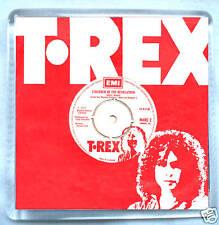 T.Rex- Single Bag Fridge Magnet Marc Bolan