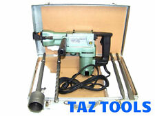 "2 IN 1 1-1/2""  ROTARY DEMOLITION  HAMMER DRILL WITH CORE DRILL BIT HEAVY DUTY"