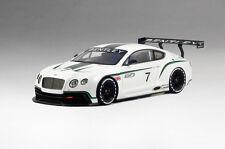 True Scale 1/18 2012 Bentley Continental GT3 Concept Car 131804R