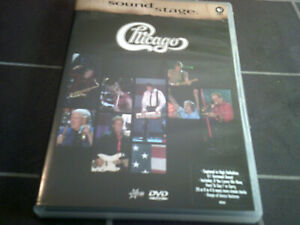 CHICAGO Sound Stage PBS production  DVD region 4