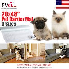 """20X48"""" Indoor Pet Safe Shock Mat Electronic Cat Dog Training Scat Mat Pad New"""