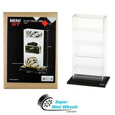 Mini GT 1:64 Accessory - Acrylic Display Case Small (5 Cars)