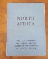 United States 1914-1945 WWII Militaria Documents&Maps