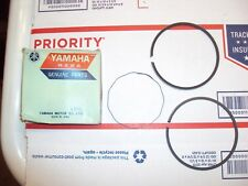 NOS Yamaha motorcycle piston rings, DT360, DT250, .50 oversized, 445-11610-20