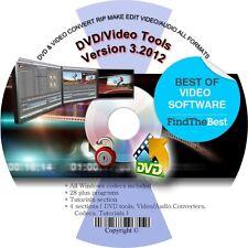 DVD RIP BURN &VIDEO CONVERTERS & WINDOWS CODECS CODEC PACK