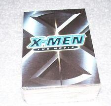 X-MEN The Movie Trading Card Set   MARVEL