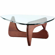 eMod Noguchi Coffee Table Reproduction Style Replica Premium Hardwood Cherry