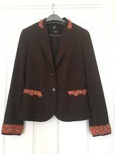 WOMEN'S jacket, brand ''SPRIT'', size 12, colour brown.