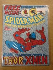 SPIDERMAN BRITISH WEEKLY #567 1984 JAN 18 MARVEL