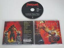 Manowar/Louder than Hell (Geffen Ged 24925) CD Album