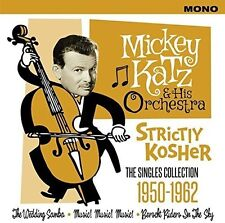 Mickey Katz & His Or - Strictly Kosher: Singles Collection 1950-1962 [New CD]